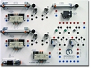 Feedback 36-200 Electro-Pneumatics Tutor Kit