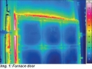 Thermography for insulation checks