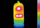 Spectral thermography